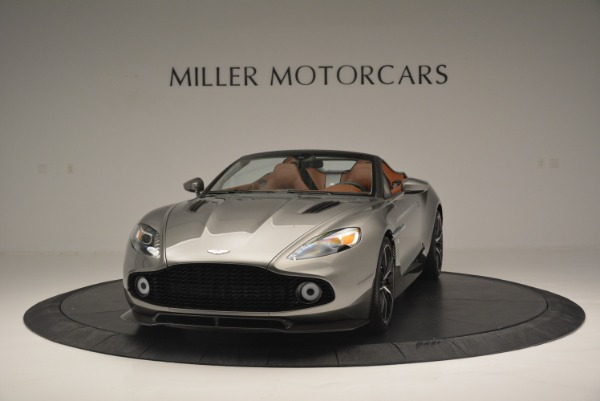 Used 2018 Aston Martin Zagato Speedster Convertible for sale Sold at Maserati of Westport in Westport CT 06880 2