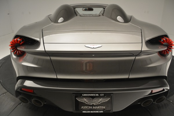 Used 2018 Aston Martin Zagato Speedster Convertible for sale Sold at Maserati of Westport in Westport CT 06880 21