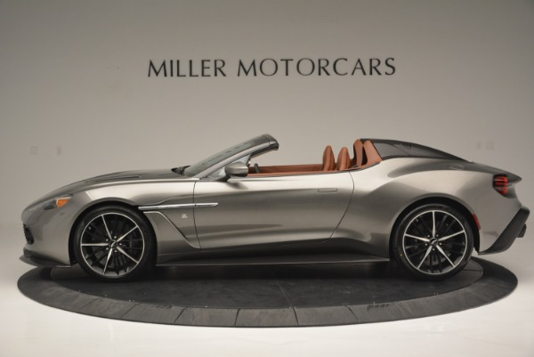 Used 2018 Aston Martin Zagato Speedster Convertible for sale Sold at Maserati of Westport in Westport CT 06880 3
