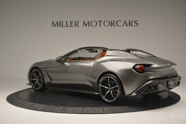 Used 2018 Aston Martin Zagato Speedster Convertible for sale Sold at Maserati of Westport in Westport CT 06880 4