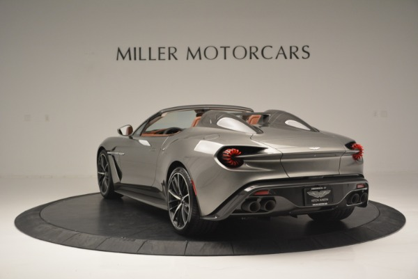 Used 2018 Aston Martin Zagato Speedster Convertible for sale Sold at Maserati of Westport in Westport CT 06880 5