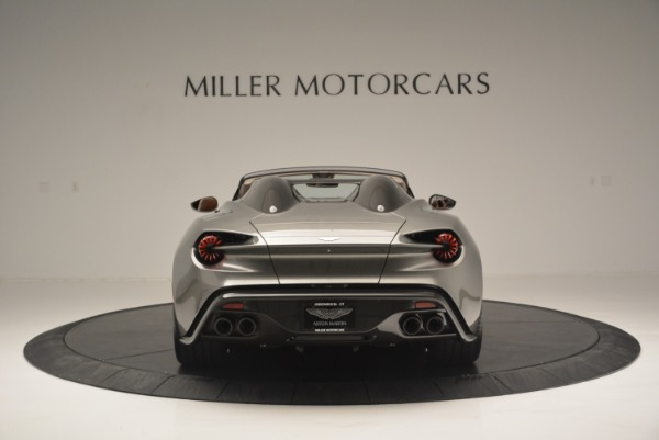 Used 2018 Aston Martin Zagato Speedster Convertible for sale Sold at Maserati of Westport in Westport CT 06880 6