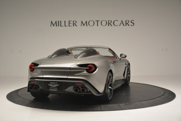 Used 2018 Aston Martin Zagato Speedster Convertible for sale Sold at Maserati of Westport in Westport CT 06880 7