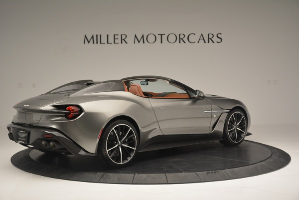 Used 2018 Aston Martin Zagato Speedster Convertible for sale Sold at Maserati of Westport in Westport CT 06880 8