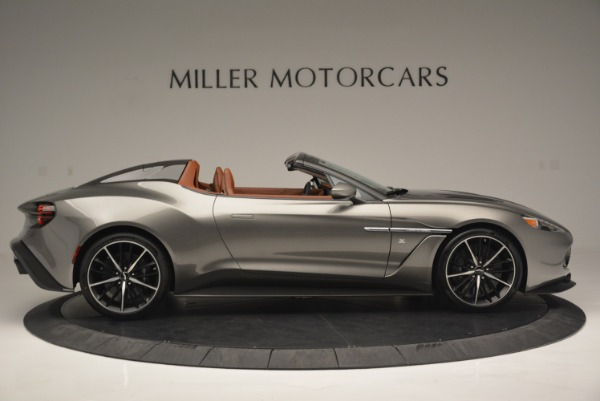 Used 2018 Aston Martin Zagato Speedster Convertible for sale Sold at Maserati of Westport in Westport CT 06880 9
