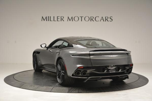 Used 2019 Aston Martin DBS Superleggera Coupe for sale Sold at Maserati of Westport in Westport CT 06880 5