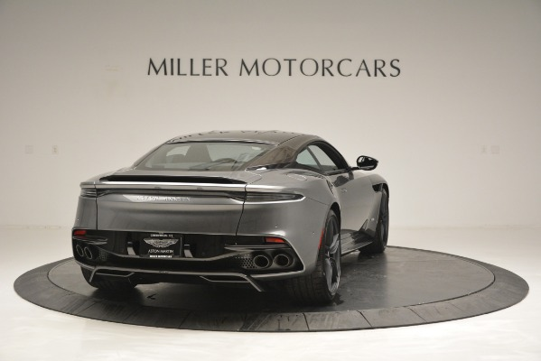 Used 2019 Aston Martin DBS Superleggera Coupe for sale Sold at Maserati of Westport in Westport CT 06880 7