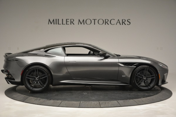 Used 2019 Aston Martin DBS Superleggera Coupe for sale Sold at Maserati of Westport in Westport CT 06880 9