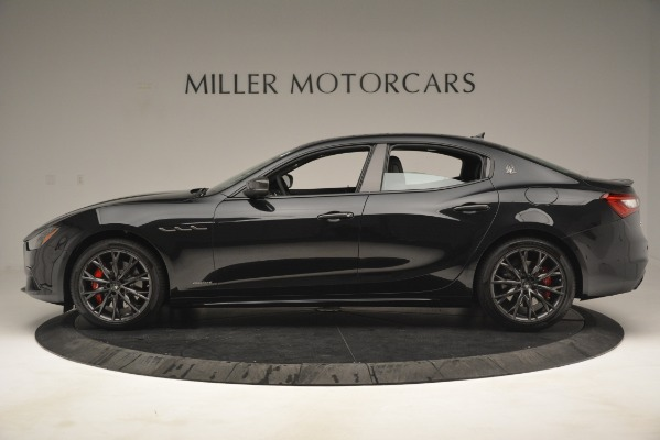 New 2019 Maserati Ghibli S Q4 GranSport for sale Sold at Maserati of Westport in Westport CT 06880 3
