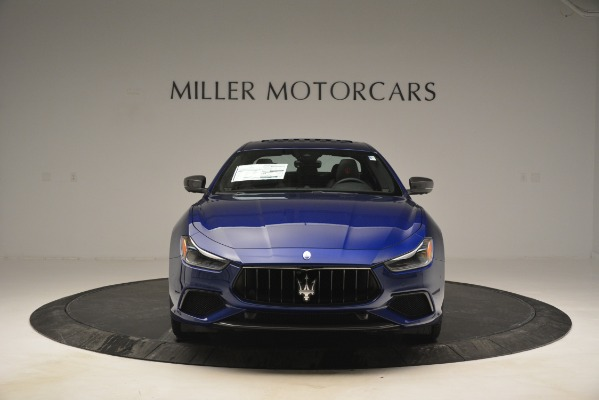New 2019 Maserati Ghibli S Q4 GranSport for sale Sold at Maserati of Westport in Westport CT 06880 12