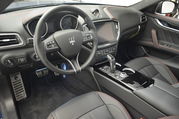 New 2019 Maserati Ghibli S Q4 GranSport for sale Sold at Maserati of Westport in Westport CT 06880 14