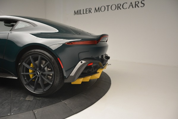 Used 2019 Aston Martin Vantage Coupe for sale Sold at Maserati of Westport in Westport CT 06880 17
