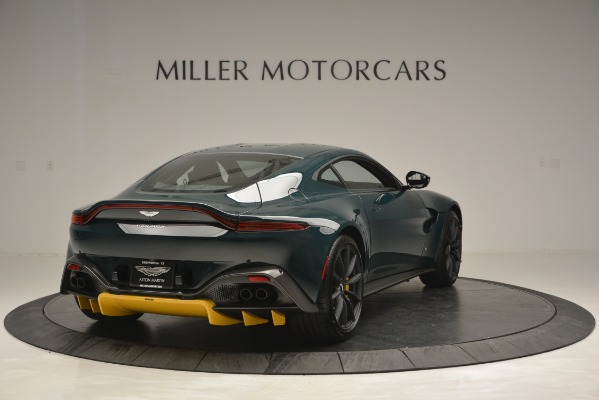 Used 2019 Aston Martin Vantage Coupe for sale Sold at Maserati of Westport in Westport CT 06880 7