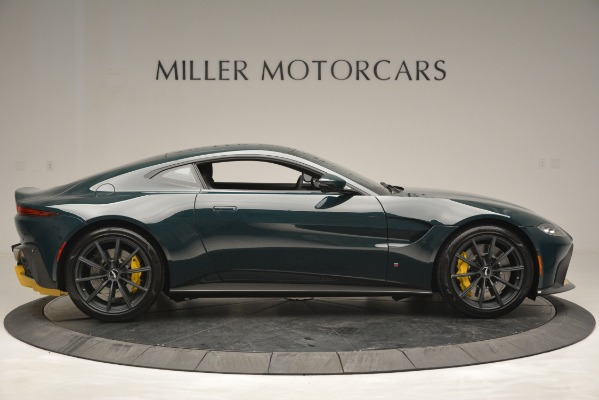 Used 2019 Aston Martin Vantage Coupe for sale Sold at Maserati of Westport in Westport CT 06880 9