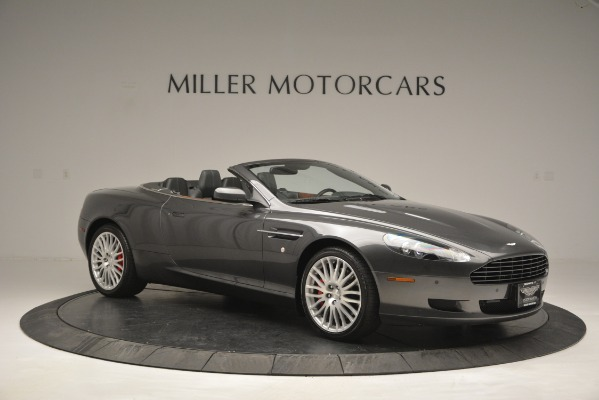 Used 2009 Aston Martin DB9 Convertible for sale Sold at Maserati of Westport in Westport CT 06880 10