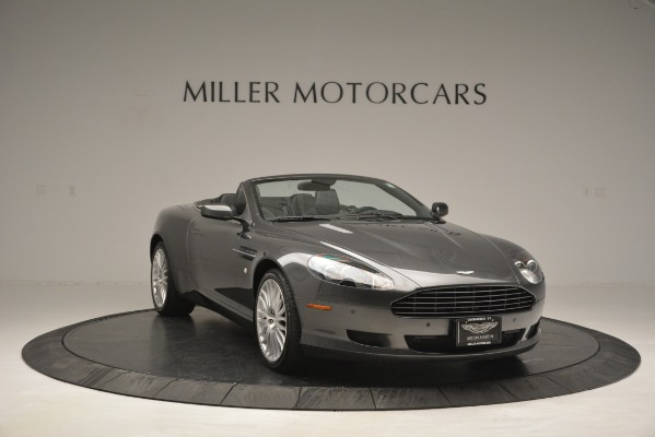 Used 2009 Aston Martin DB9 Convertible for sale Sold at Maserati of Westport in Westport CT 06880 11