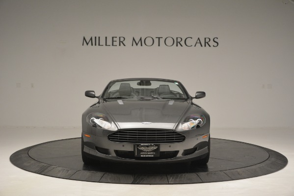 Used 2009 Aston Martin DB9 Convertible for sale Sold at Maserati of Westport in Westport CT 06880 12