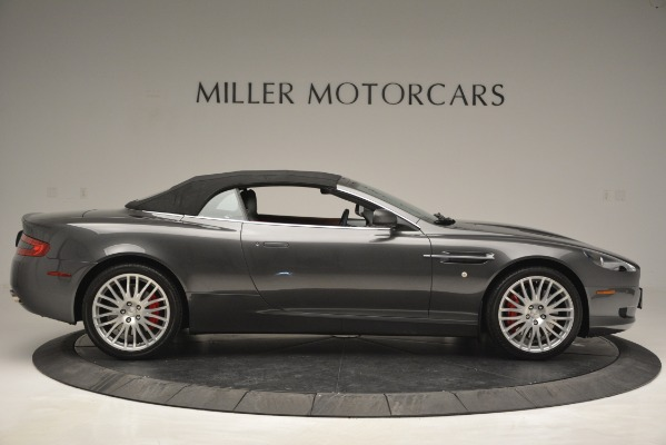 Used 2009 Aston Martin DB9 Convertible for sale Sold at Maserati of Westport in Westport CT 06880 13