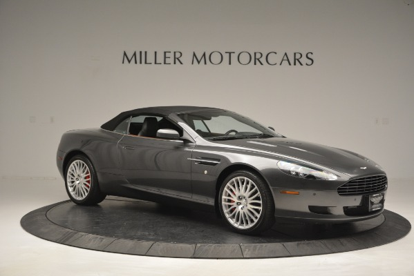 Used 2009 Aston Martin DB9 Convertible for sale Sold at Maserati of Westport in Westport CT 06880 14