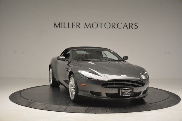 Used 2009 Aston Martin DB9 Convertible for sale Sold at Maserati of Westport in Westport CT 06880 15