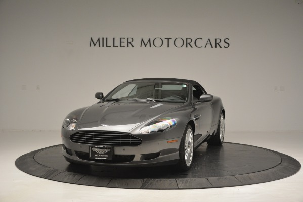 Used 2009 Aston Martin DB9 Convertible for sale Sold at Maserati of Westport in Westport CT 06880 17