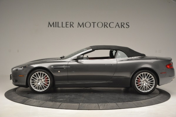Used 2009 Aston Martin DB9 Convertible for sale Sold at Maserati of Westport in Westport CT 06880 19