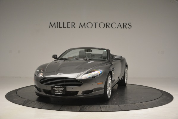 Used 2009 Aston Martin DB9 Convertible for sale Sold at Maserati of Westport in Westport CT 06880 2