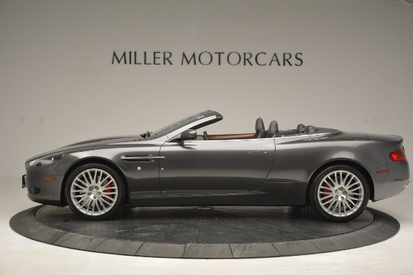 Used 2009 Aston Martin DB9 Convertible for sale Sold at Maserati of Westport in Westport CT 06880 3