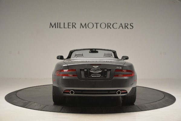 Used 2009 Aston Martin DB9 Convertible for sale Sold at Maserati of Westport in Westport CT 06880 6