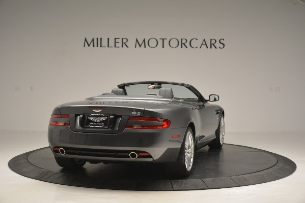 Used 2009 Aston Martin DB9 Convertible for sale Sold at Maserati of Westport in Westport CT 06880 7