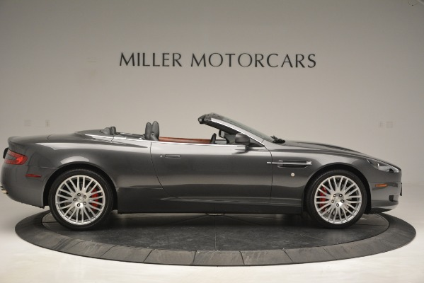 Used 2009 Aston Martin DB9 Convertible for sale Sold at Maserati of Westport in Westport CT 06880 9