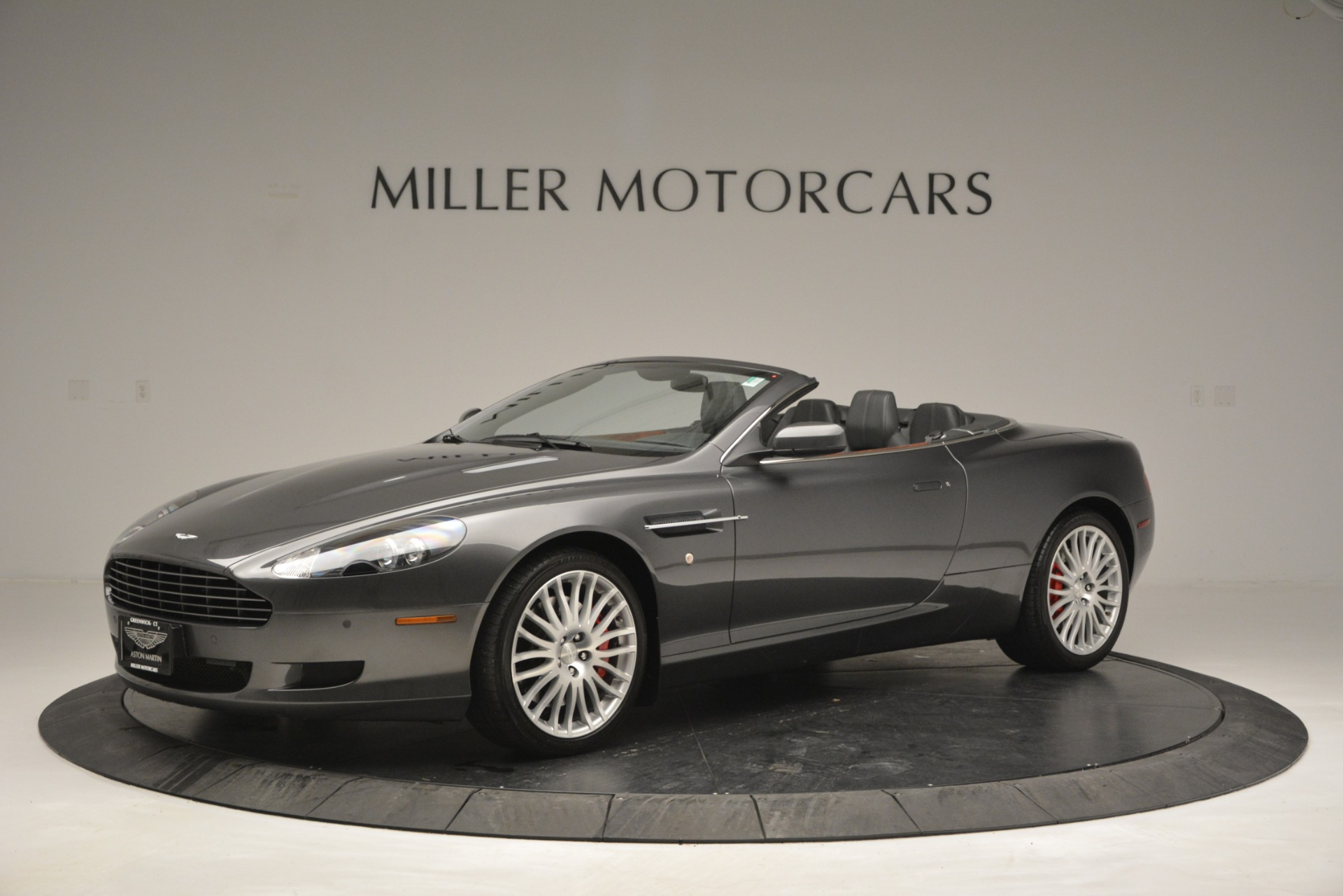 Used 2009 Aston Martin DB9 Convertible for sale Sold at Maserati of Westport in Westport CT 06880 1
