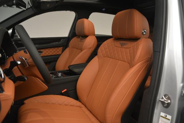 New 2019 Bentley Bentayga V8 for sale Sold at Maserati of Westport in Westport CT 06880 20