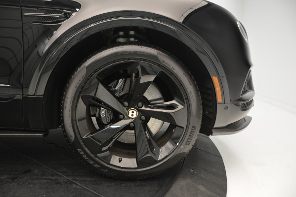 New 2019 Bentley Bentayga V8 for sale Sold at Maserati of Westport in Westport CT 06880 11