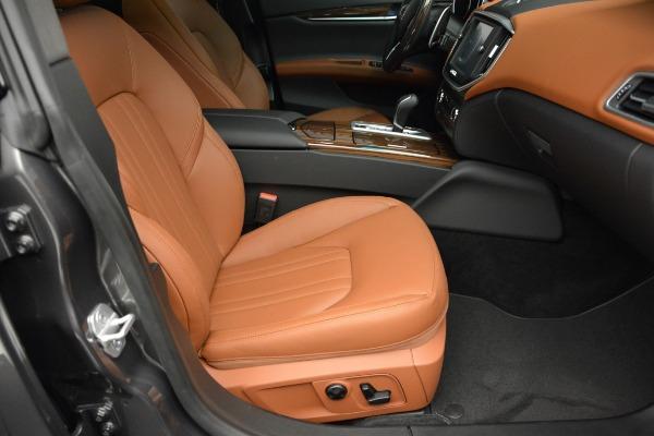 Used 2015 Maserati Ghibli S Q4 for sale Sold at Maserati of Westport in Westport CT 06880 15