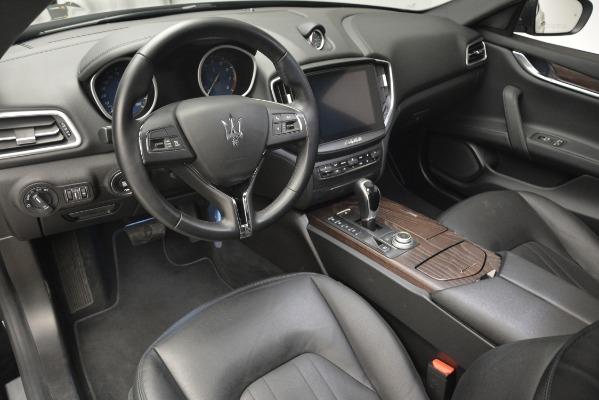 Used 2018 Maserati Ghibli S Q4 for sale Sold at Maserati of Westport in Westport CT 06880 18