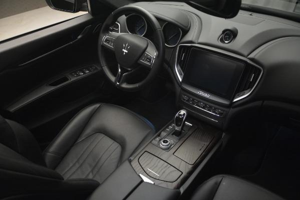 Used 2018 Maserati Ghibli S Q4 for sale Sold at Maserati of Westport in Westport CT 06880 19