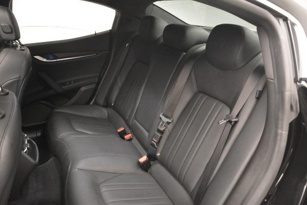 Used 2018 Maserati Ghibli S Q4 for sale Sold at Maserati of Westport in Westport CT 06880 21