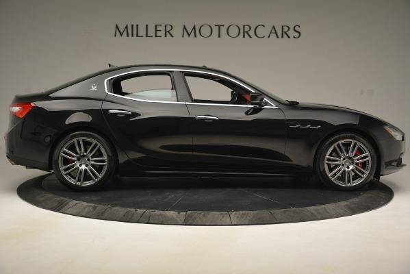 Used 2016 Maserati Ghibli S Q4 for sale Sold at Maserati of Westport in Westport CT 06880 11