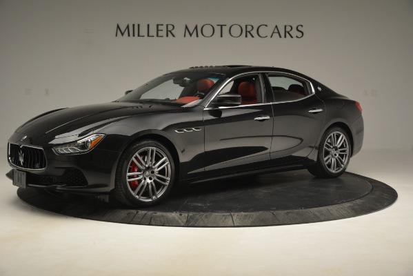 Used 2016 Maserati Ghibli S Q4 for sale Sold at Maserati of Westport in Westport CT 06880 2