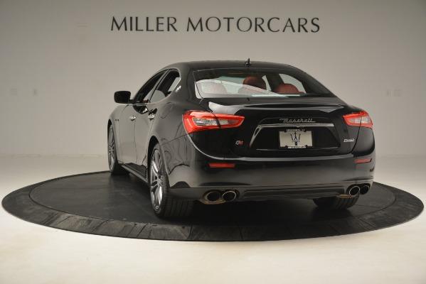 Used 2016 Maserati Ghibli S Q4 for sale Sold at Maserati of Westport in Westport CT 06880 7