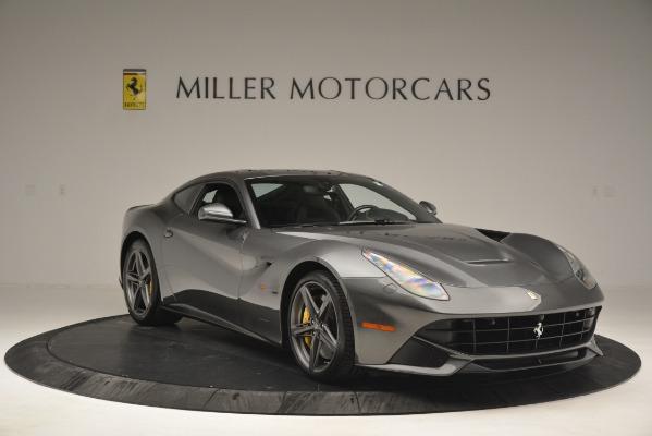 Used 2016 Ferrari F12 Berlinetta for sale Sold at Maserati of Westport in Westport CT 06880 11