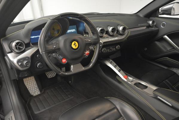 Used 2016 Ferrari F12 Berlinetta for sale Sold at Maserati of Westport in Westport CT 06880 13