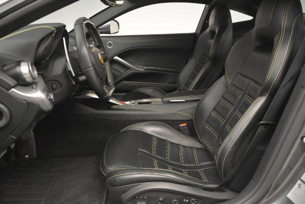 Used 2016 Ferrari F12 Berlinetta for sale Sold at Maserati of Westport in Westport CT 06880 14