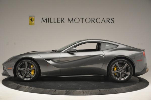 Used 2016 Ferrari F12 Berlinetta for sale Sold at Maserati of Westport in Westport CT 06880 3