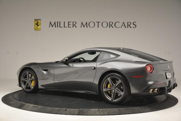 Used 2016 Ferrari F12 Berlinetta for sale Sold at Maserati of Westport in Westport CT 06880 4