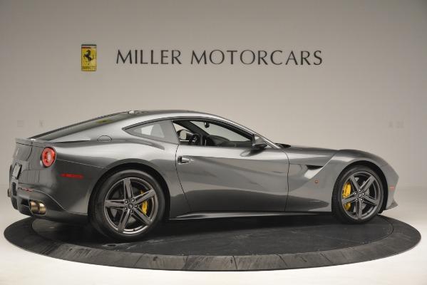 Used 2016 Ferrari F12 Berlinetta for sale Sold at Maserati of Westport in Westport CT 06880 8