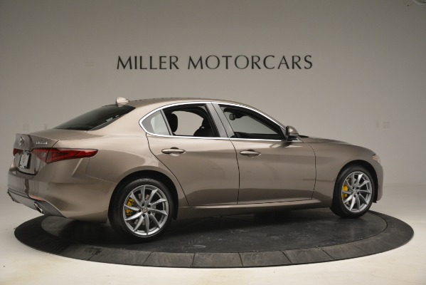 New 2019 Alfa Romeo Giulia Q4 for sale $45,240 at Maserati of Westport in Westport CT 06880 10