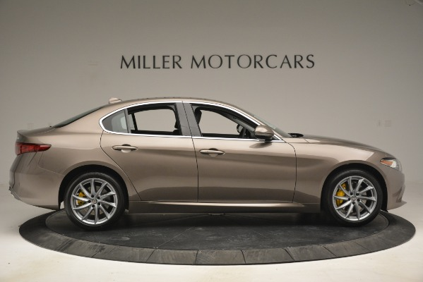 New 2019 Alfa Romeo Giulia Q4 for sale $45,240 at Maserati of Westport in Westport CT 06880 11