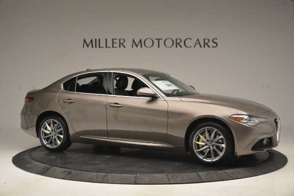 New 2019 Alfa Romeo Giulia Q4 for sale $45,240 at Maserati of Westport in Westport CT 06880 12